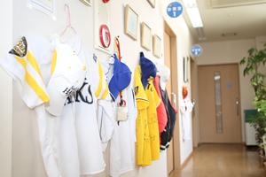 診察室前①
