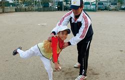 柳川野球教室